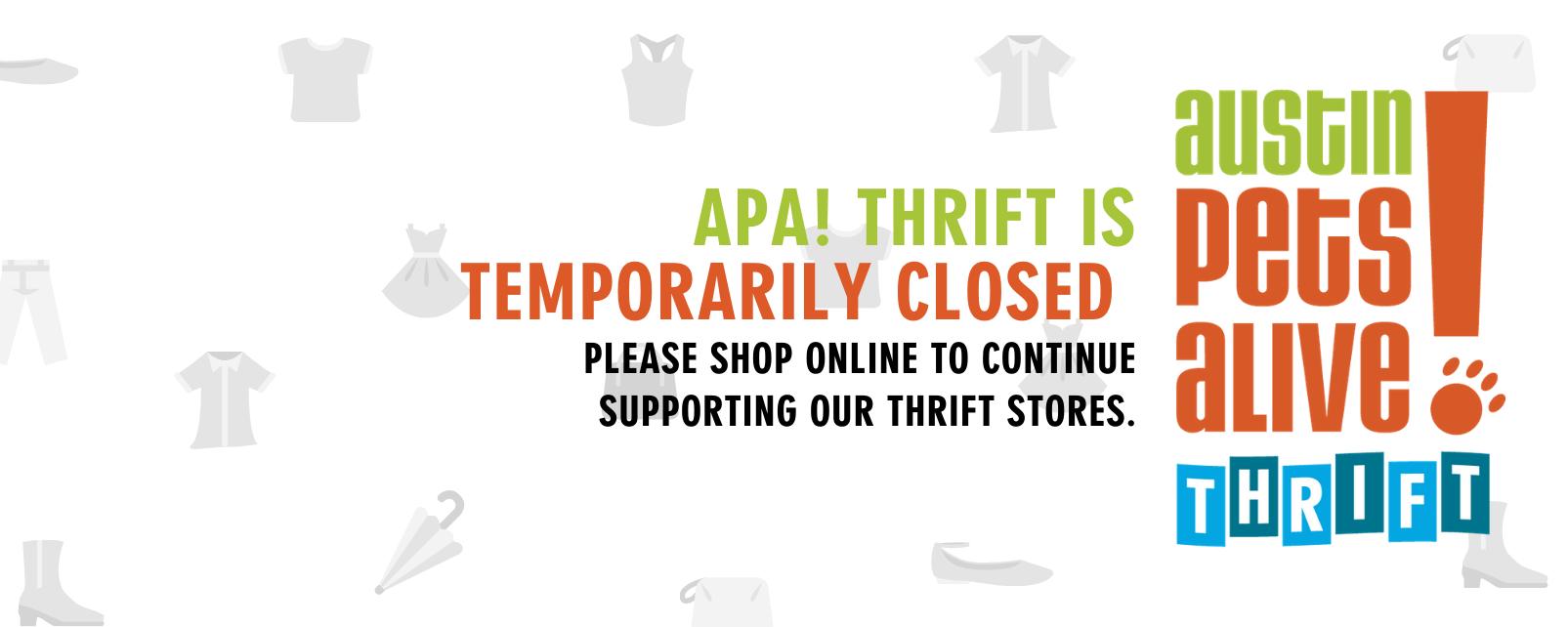APA Homepage THRIFT 2