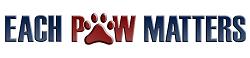 Each Paw Matters Logo250h
