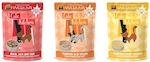 Grain Free Wet Cat Food Pouches