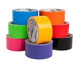 Multi Color Duct Tape