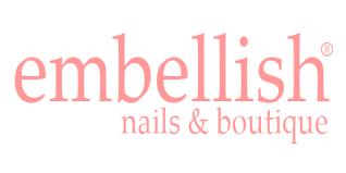 Embellish Nails logo