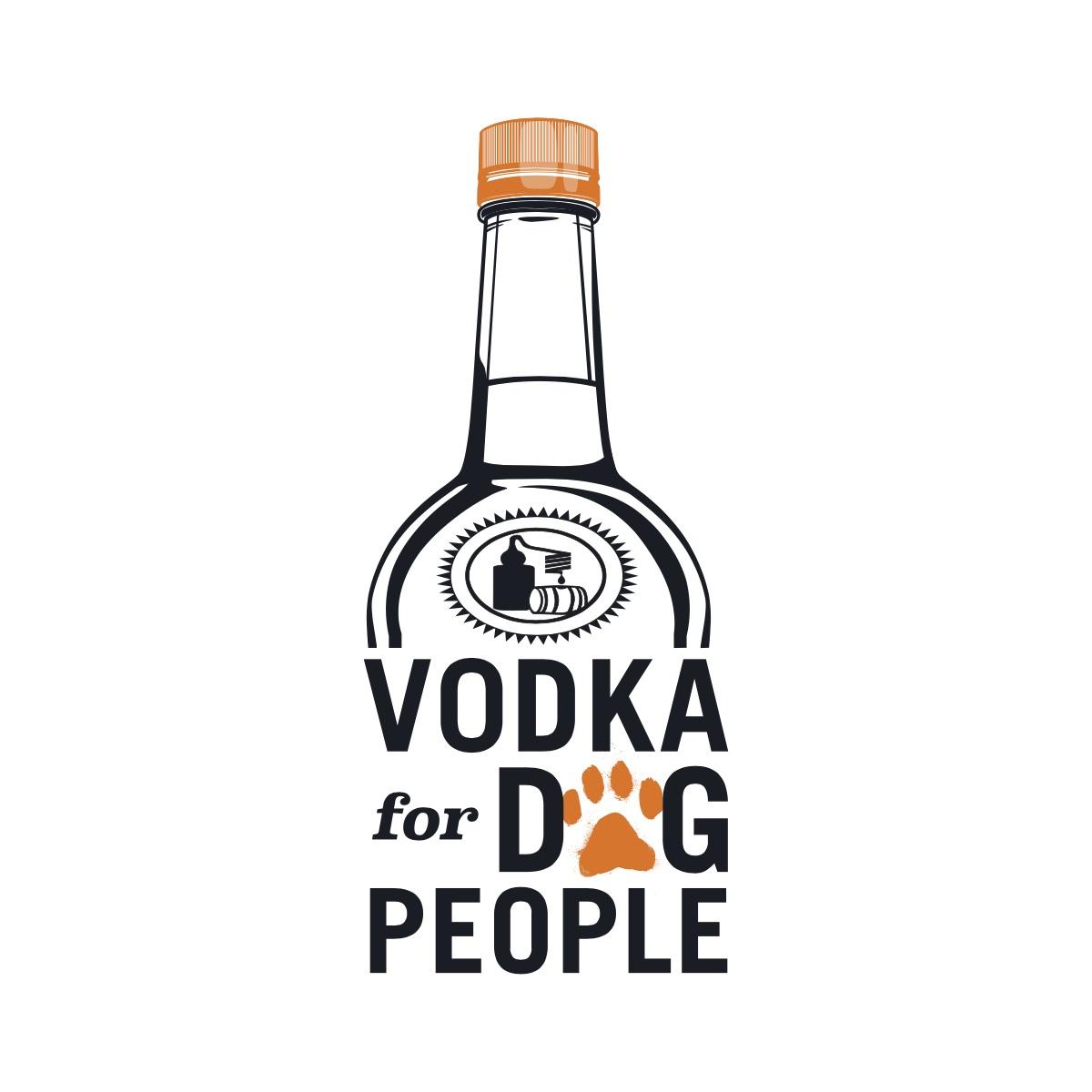 Titos Vodka for Dog People logo - sponsor