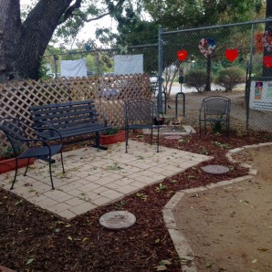 Remembrance Garden After Lowes Heroes